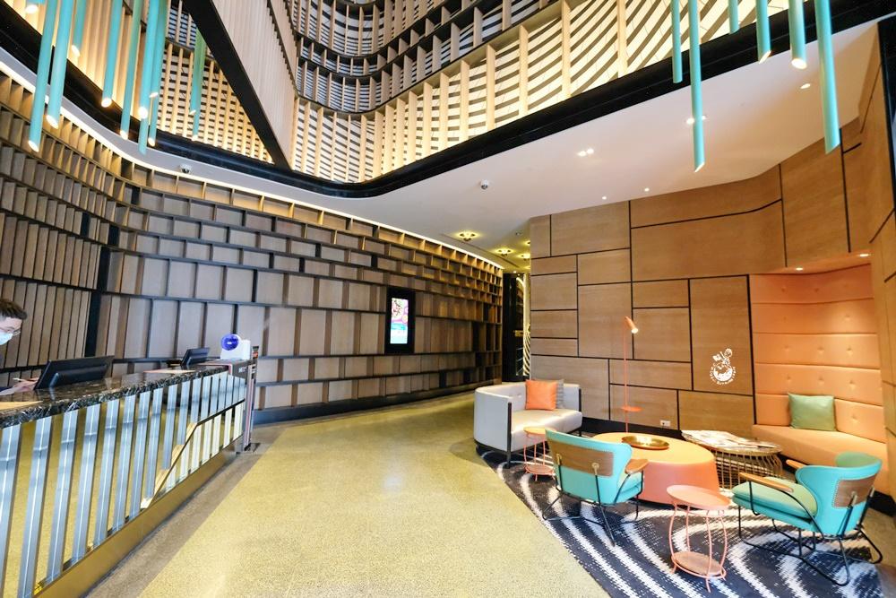 臺北大直英迪格酒店︳2020最潮臺北設計旅店。房間揉合大直人文風情 - 金大佛的奪門而出家網誌