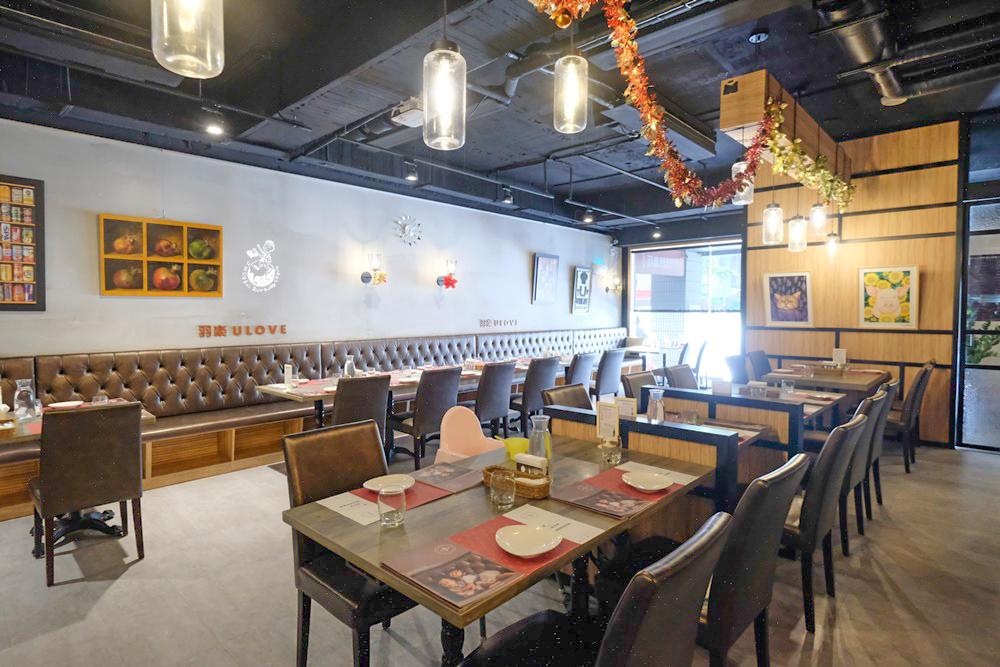 Ulove羽樂歐陸創意料理︳臺北小巨蛋美食。約會聚餐都適合的高評價餐酒館 - 金大佛的奪門而出家網誌