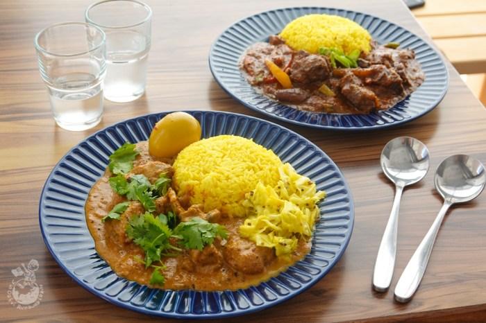文鳥咖哩︳日本人開的印度咖哩餐廳,好吃的台中咖哩推薦!