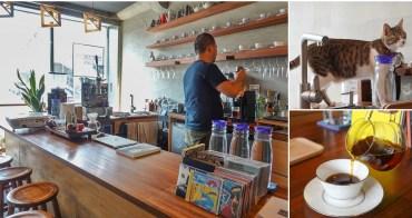 Maimenla Cafe︱斗六咖啡廳,有超可愛店貓坐檯