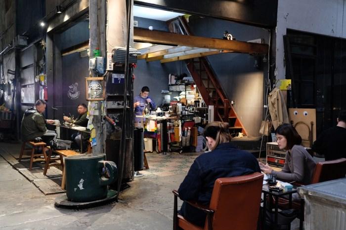 奉咖啡︳藏在忠信市場的精品咖啡店,日本咖啡迷會特別來台中朝聖