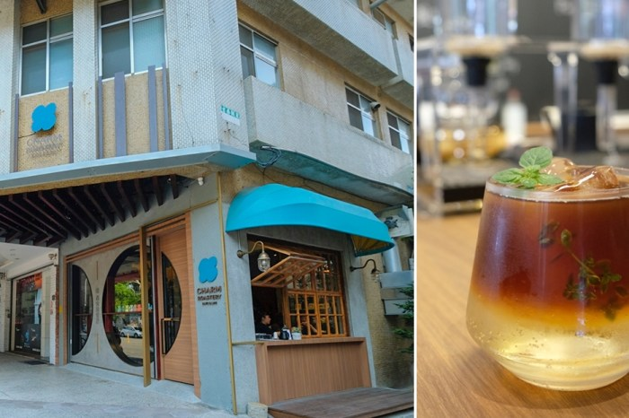 圈Charm直火烘豆所︳三位咖啡同好共同打造的公益路咖啡廳,近勤美誠品