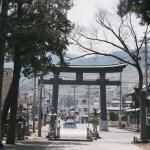 長野県千曲市の武水別神社にご参拝・御朱印拝受してきました。