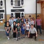 山形米山学友会バーベキュー懇親会を開催しました