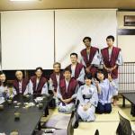 山形米山学友会温泉懇親会を開催しました