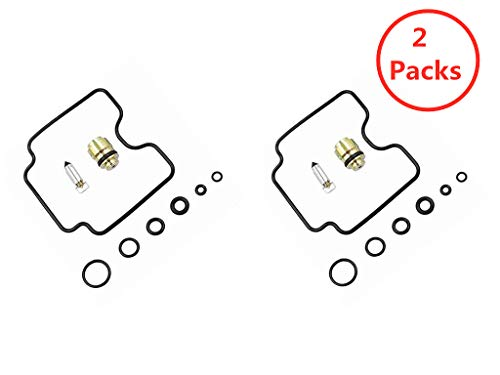 Supermotorparts 10Pcs Carburetor Main Jets kit & 10Pcs