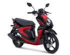 yamaha xride red