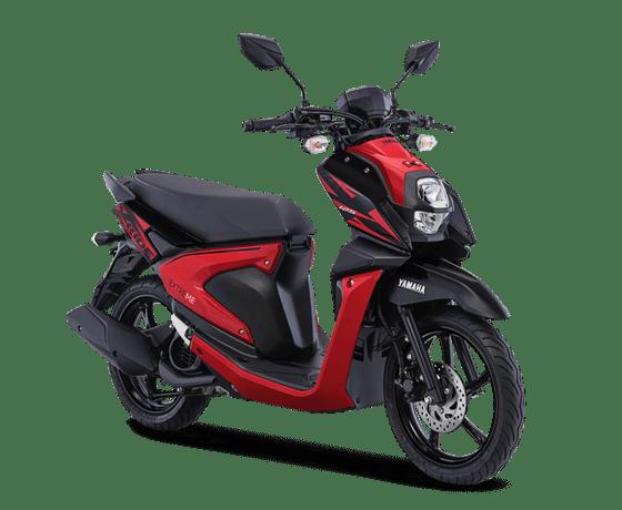 X-Ride Merah