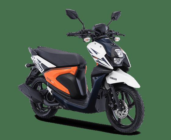 X-Ride Putih