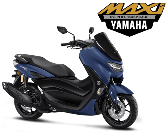 All New Nmax Blue