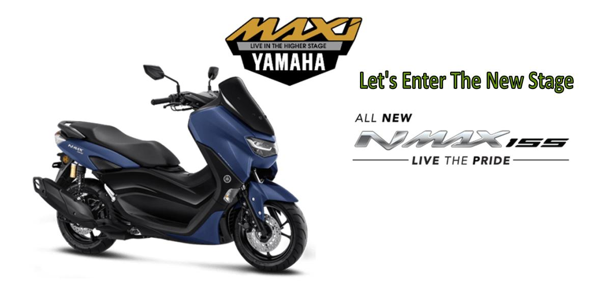 Promo all new Nmax