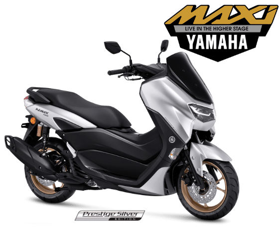All New Nmax C Silver