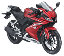 Kredit Motor Yamaha All New R15 Merah