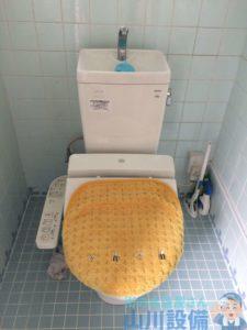 守口市 トイレ ウォシュレット交換