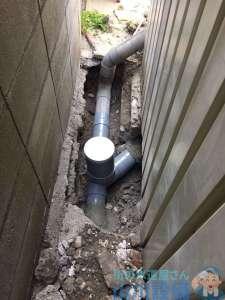 大阪府大阪市東成区  排水つまり修理