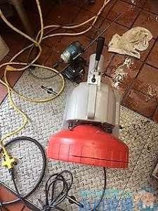 大阪府大阪市福島区  排水つまり修理  高圧洗浄機  ドレンクリーナー