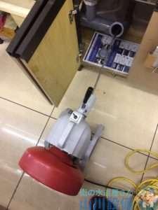 大阪府大阪市生野区 排水つまり修理 高圧洗浄機