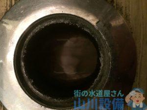 大阪府大阪市西区 厨房排水つまり修理 高圧洗浄機