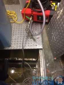 大阪府泉南郡田尻町 厨房排水つまり修理 高圧洗浄機 ドレンクリーナー