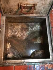 大阪府大阪市阿倍野区  排水つまり修理  ドレンクリーナー