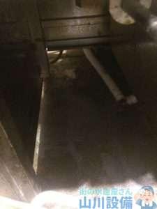 大阪府大阪市北区天神橋  給排水設備工事