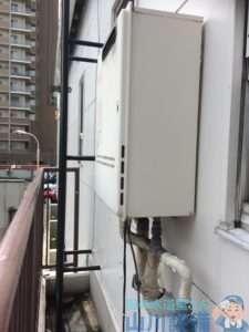 大阪府大阪市平野区瓜破西  水道水漏れ  漏水調査