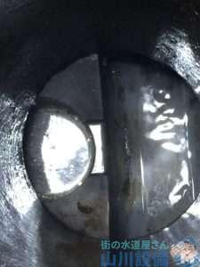 大阪府堺市南区若松台  シンク下水道水漏れ  排水管つまり修理