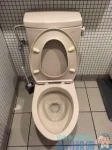 大阪府大阪市淀川区三国本町 トイレつまり修理方法