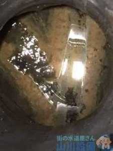 大阪府堺市堺区柳之町東  排水つまり修理  高圧洗浄機  ドレンクリーナー