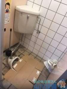 奈良県桜井市大字上之庄  トイレつまり修理  管内カメラ調査