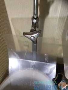 大阪府寝屋川市萱島本町  トイレ水漏れ修理