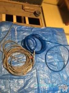 奈良県奈良市肘塚町  排水管つまり修理  高圧洗浄機
