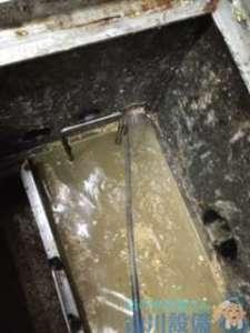 兵庫県明石市大蔵八幡町  排水管水漏れ修理  排水管つまり修理  ドレンクリーナー