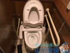 そもそも超節水トイレは詰まりやすいし使う人を選ぶとか?尼崎市東難波町でのトイレつまり除去はローポンプで解決の巻