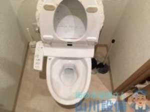 賃貸物件でもトイレつまりは自己責任やと思うんやけど?の巻、東大阪市荒本北編