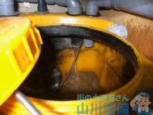 糖分が排水溝の中で詰まって固まった?原因と修理方法は?