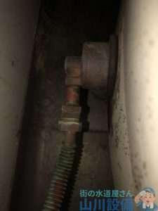 給湯器故障でお湯が出ない 修理か交換か?