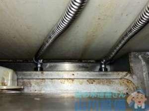 蛇口水漏れ修理は蛇口交換対応になったがかなりマニアック?
