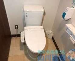 トイレつまりを業者に依頼した場合の費用の目安