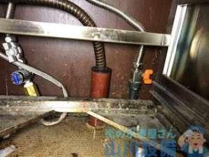 大阪府堺市中区福田で排水管に防臭キャップを新設するなら山川設備に連絡下さい。