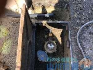 豊中市東泉丘で水道管の配管工事は山川設備にお任せ下さい。