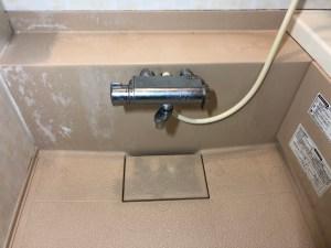 東大阪市東山町でサーモスタット混合水栓の水漏れは山川設備にお任せ下さい。