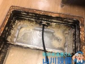 三田市西山で排水管の洗管作業は山川設備にお任せ下さい。