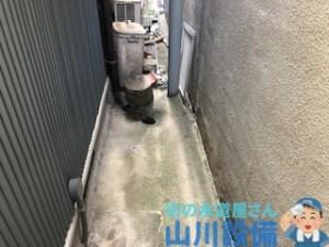 大阪市生野区でトイレの流れが悪いと感じたら山川設備にお任せ下さい。