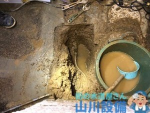 八尾市北本町で止水バルブの交換は山川設備にお任せ下さい。