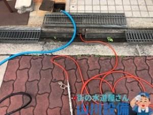 大阪府大阪市、東大阪市で高圧洗浄なら山川設備までご連絡下さい。