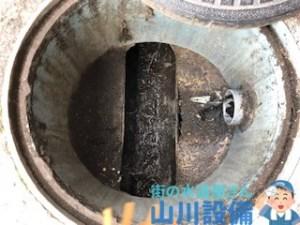 大阪府寝屋川市池田南町のトイレつまりは山川設備にお任せ下さい!