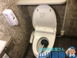 スッポンしても解消する事が出来ないトイレつまりは山川設備にお任せ下さい。