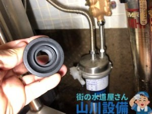 大阪府大阪市北区東天満で防臭キャップを施工するなら山川設備に連絡下さい。