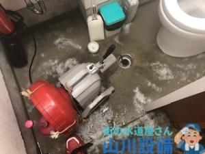 大阪府大阪市西区、東大阪市のトイレつまりは山川設備にお任せ下さい。